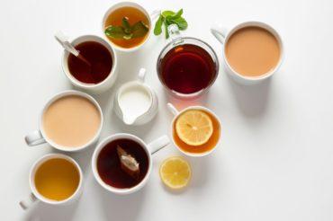Angielski przy herbacie