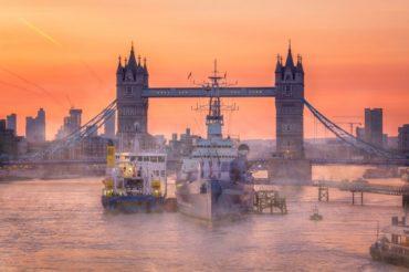 Up In the Sky – Londyn w chmurach