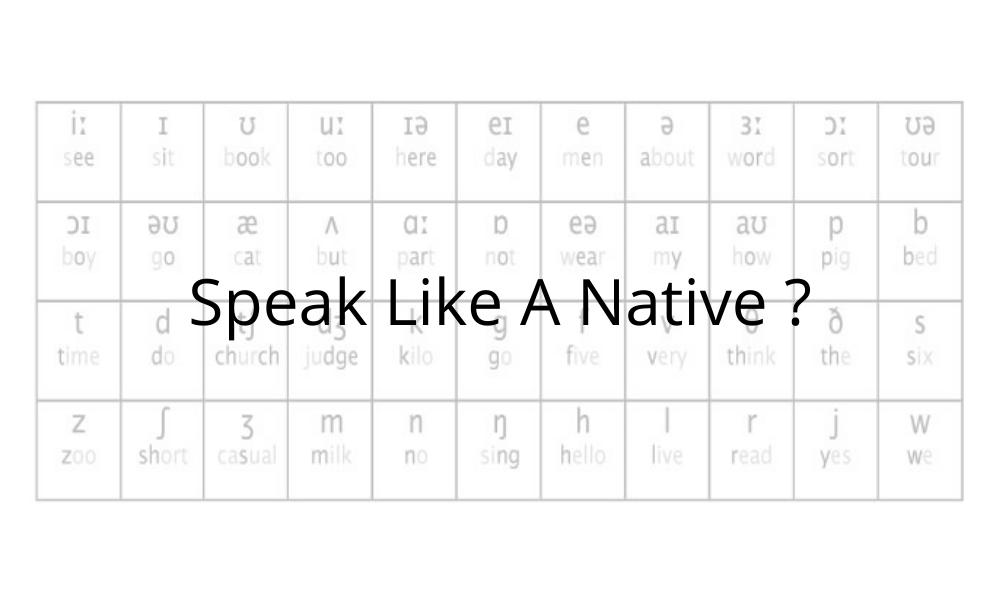 mow jak native - jak mowic po angielsku